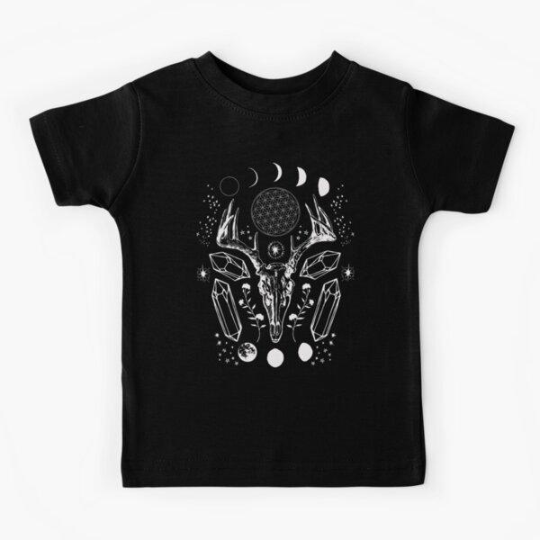Crystal Moon. Kids T-Shirt