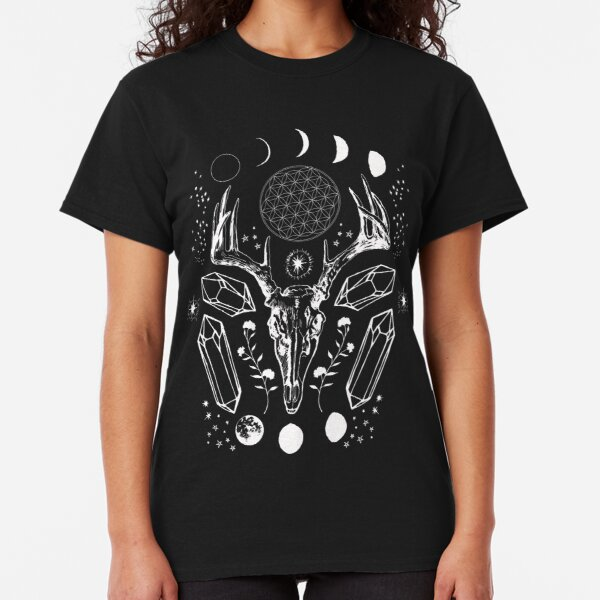 Crystal Moon. Classic T-Shirt