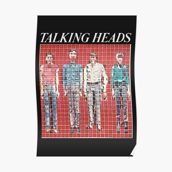 Talking Heads Shirt, Sticker, Hoodie, Poster, Mask Poster