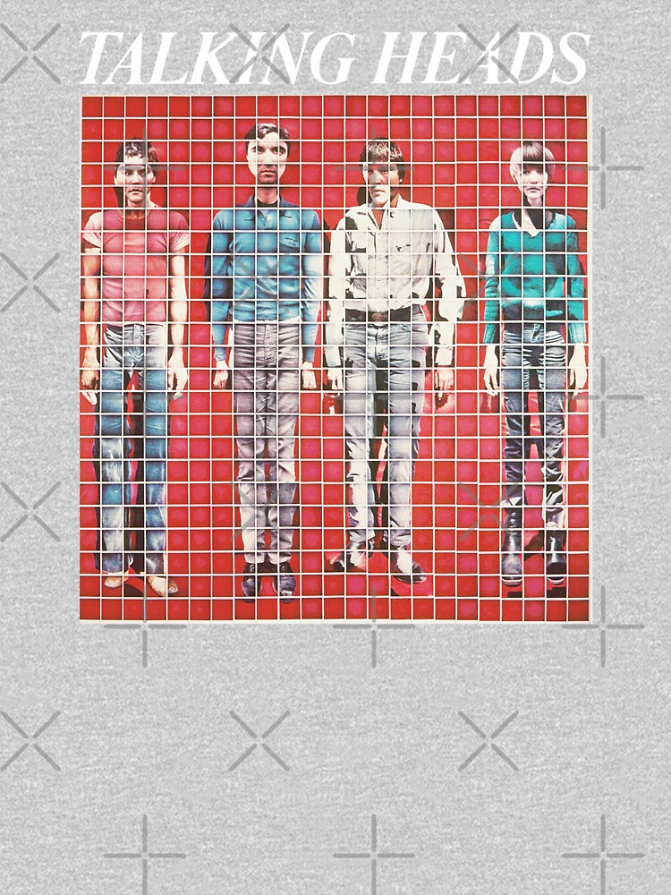 Talking Heads Shirt, Sticker, Hoodie, Poster, Mask by RatRock