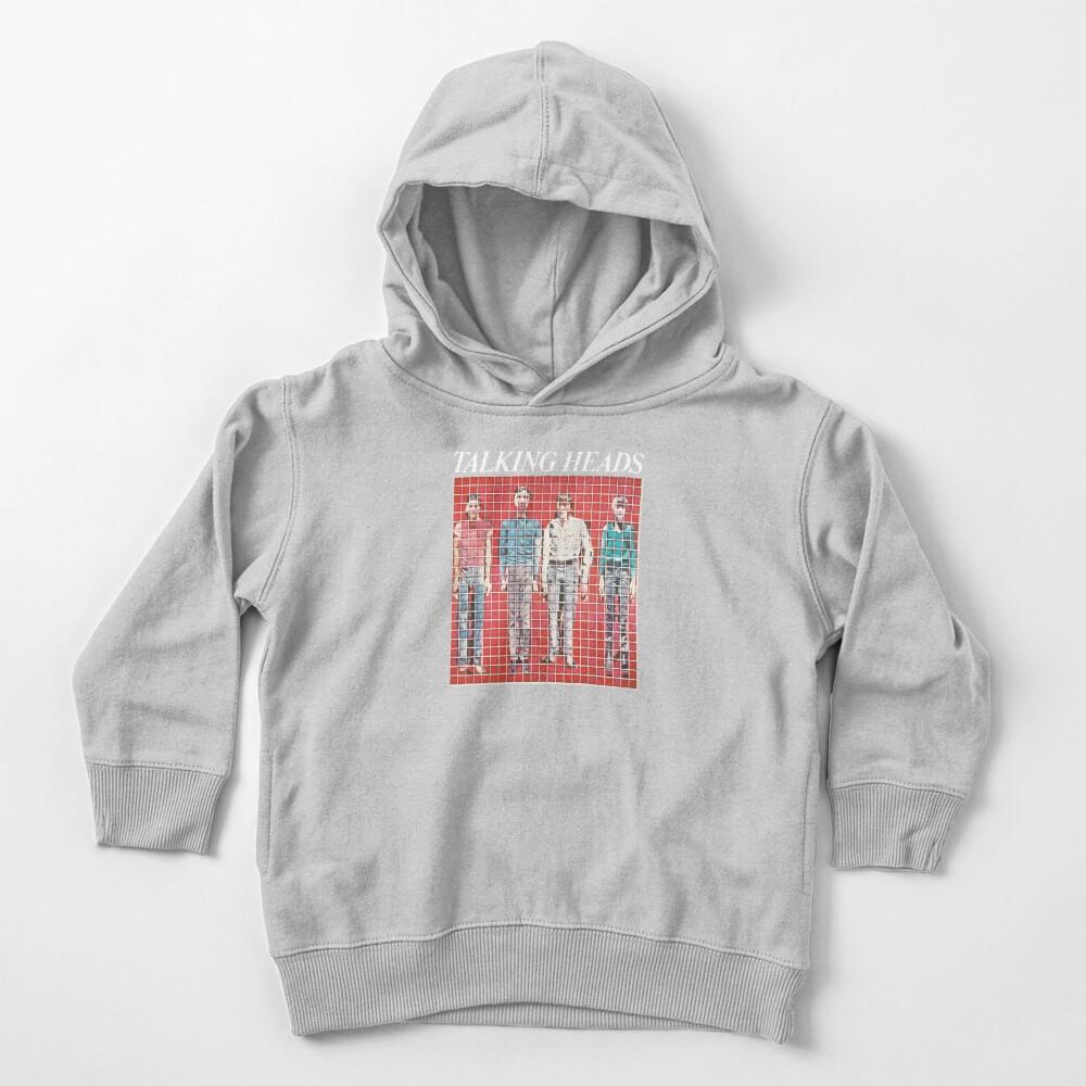 Talking Heads Shirt, Sticker, Hoodie, Poster, Mask Toddler Pullover Hoodie