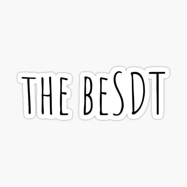 the besdt Sticker