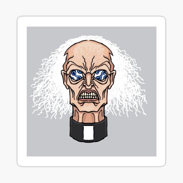 Opiate Priest Sticker