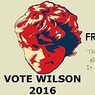 Vote Wilson by Venatura