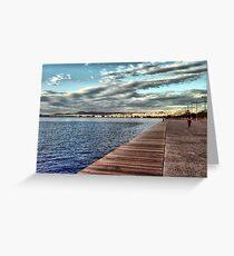 Thessaloniki Greeting Card