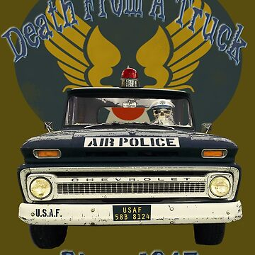 Air Force Peacekeepers: Death From A Truck by ZeroAlphaActual