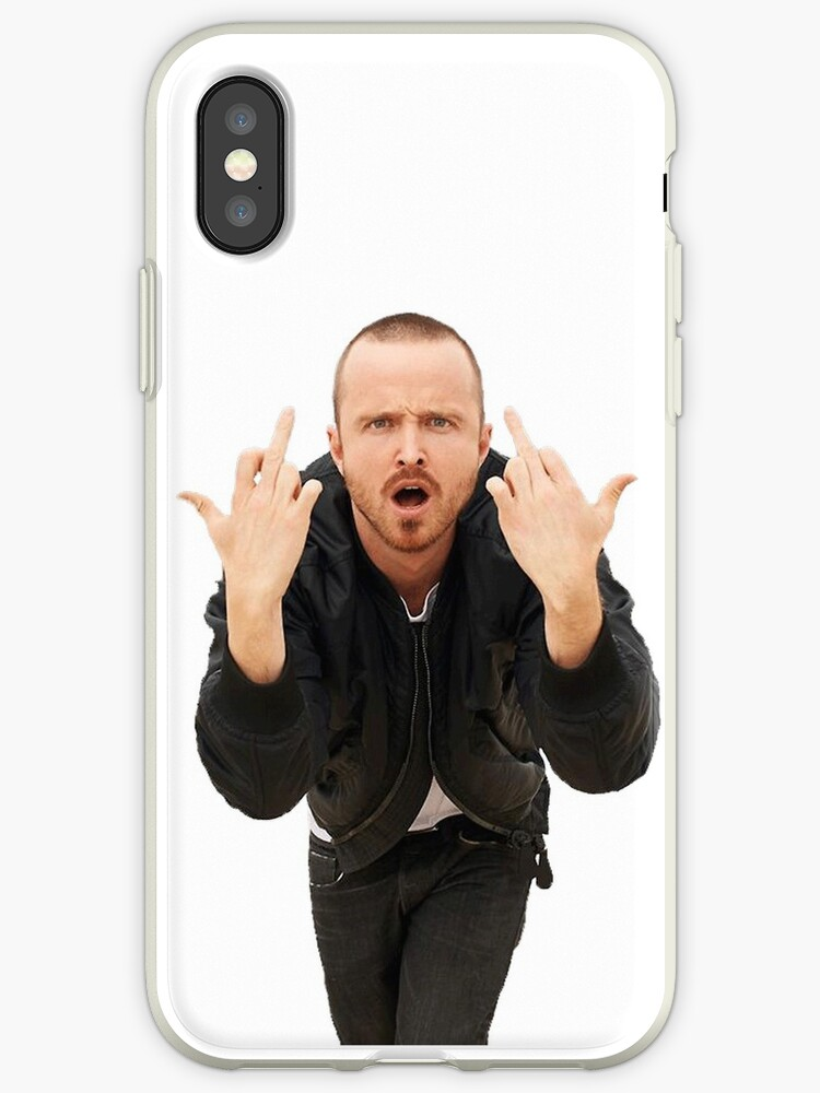 Aaron Paul Fuck You by ahlersb
