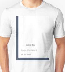 Tumblr - Delete This Post. T-Shirt