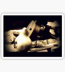music. Sticker