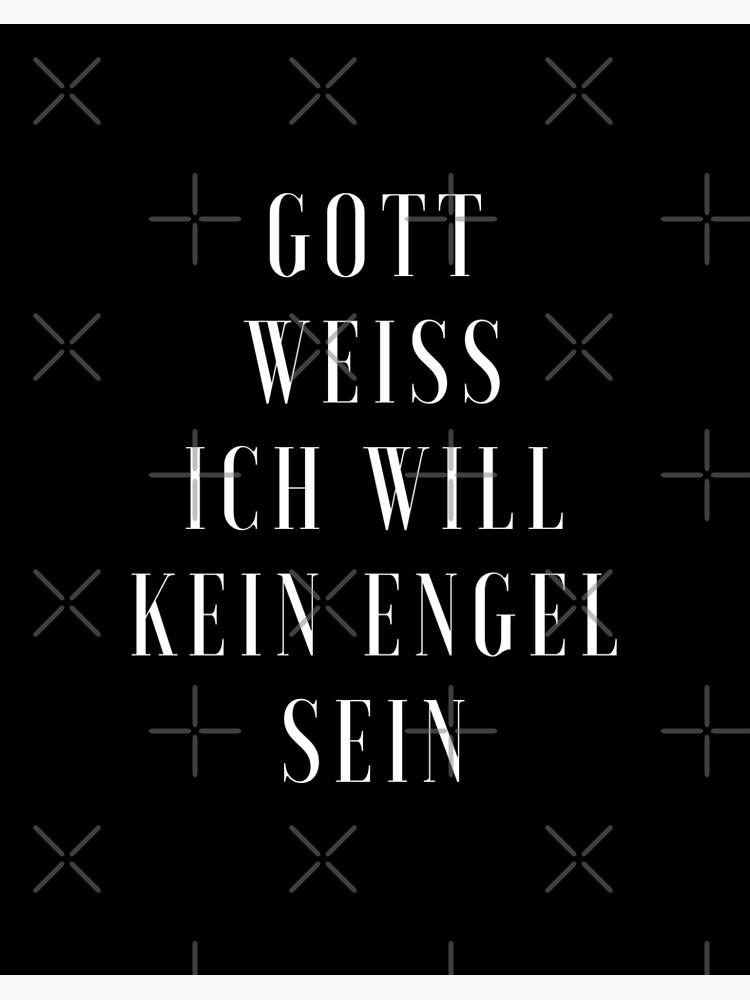 lyrics rammstein ausländer