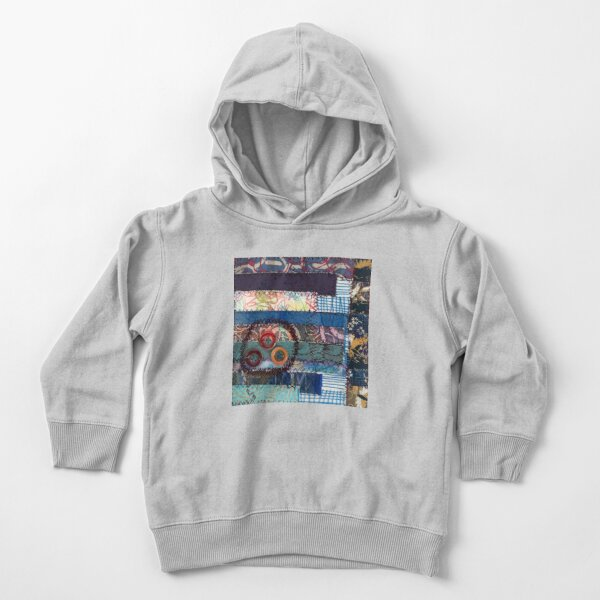 The Circular Nature of Magnetism  Toddler Pullover Hoodie