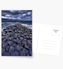 The Giants Causeway Postcards