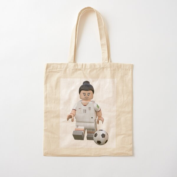 Ali Krieger #11 Cotton Tote Bag