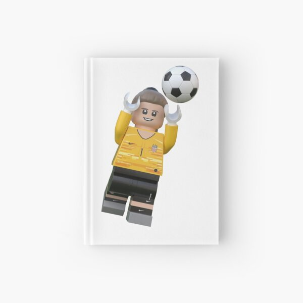 Alyssa Naeher #1 Hardcover Journal