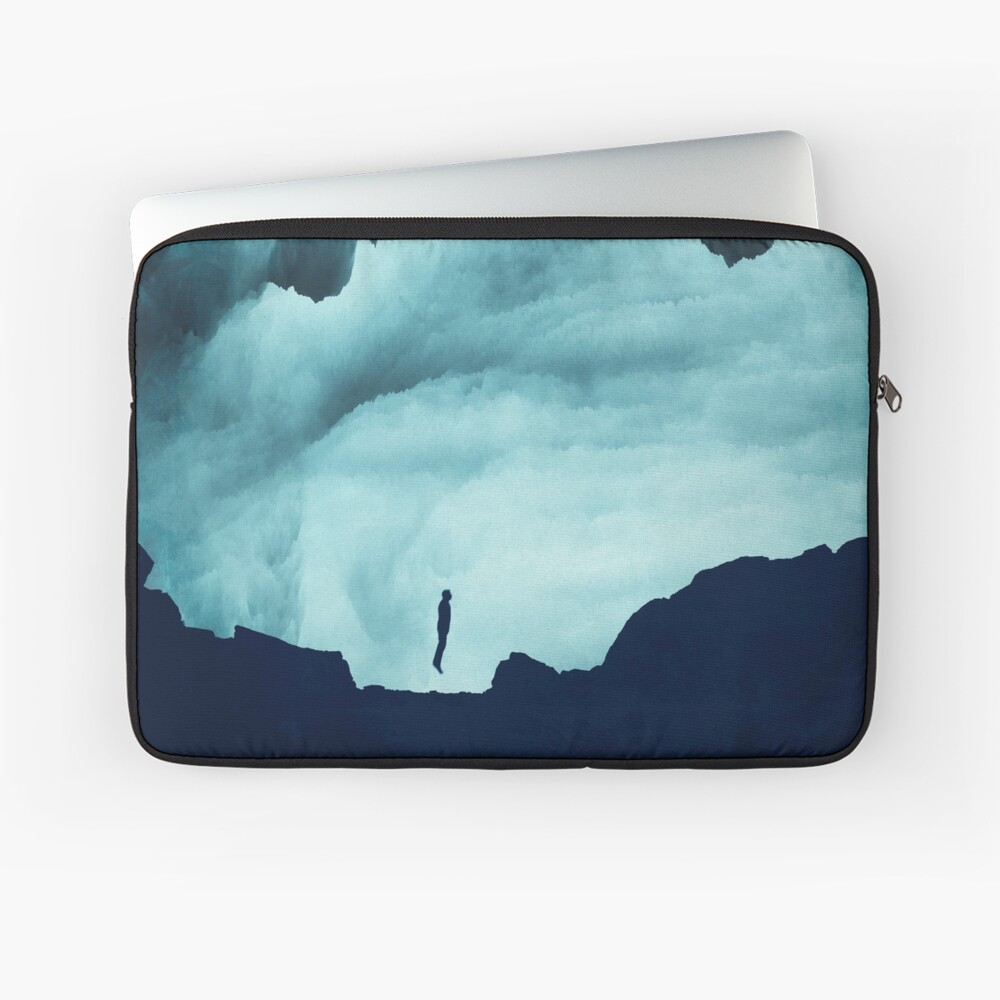 euphoria - surreal landscape Laptop Sleeve