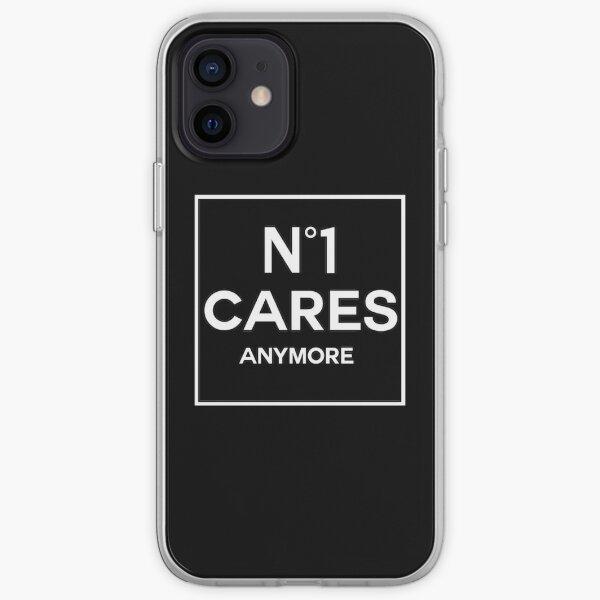No 1 Cuidados más. Funda blanda para iPhone