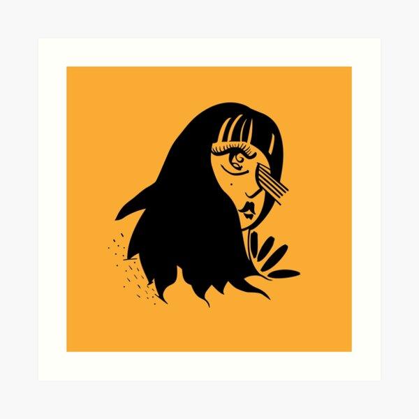 Kimbra Art Print