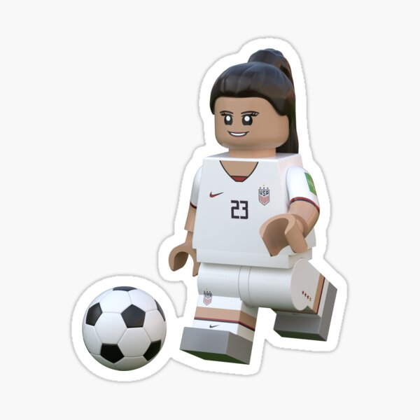 Christen Press #23 Sticker