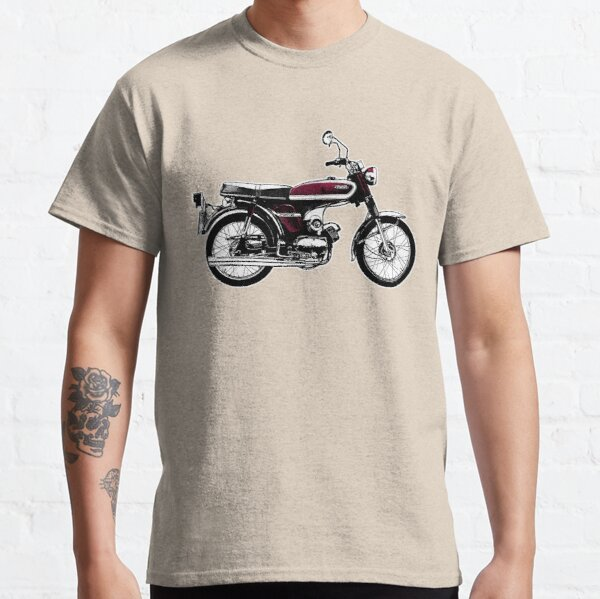 70's FS1E bike- fizzy, mopeds from your memory Classic T-Shirt