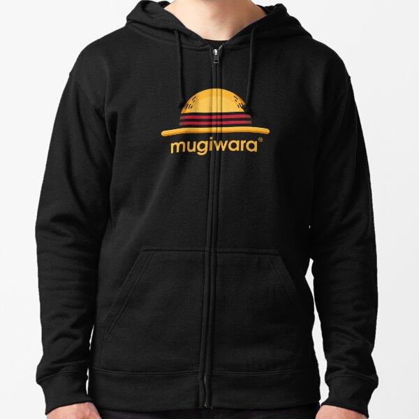 mugiwara Veste zippée à capuche