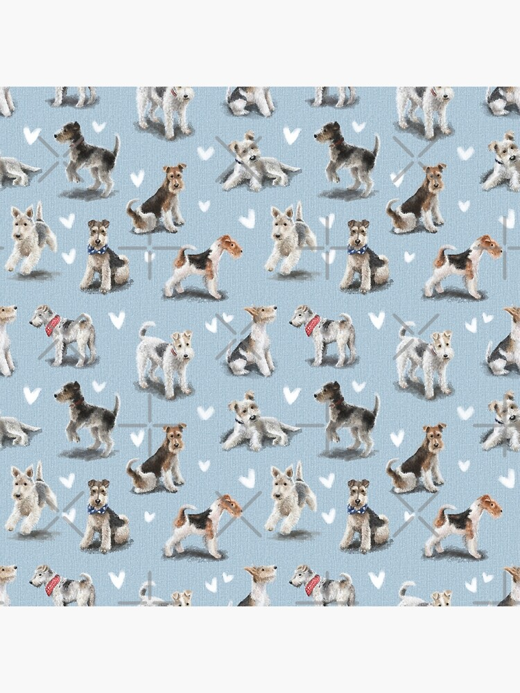 The Fox Terrier by elspethrose