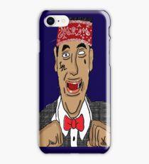 Pee Wee Loc Dog iPhone Case/Skin