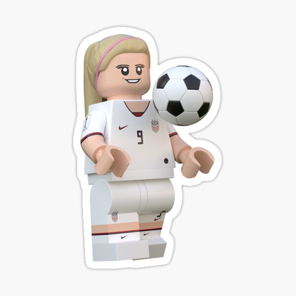 Lindsey Horan #9 Sticker