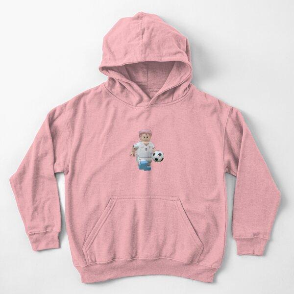 Megan Rapinoe #15 Kids Pullover Hoodie