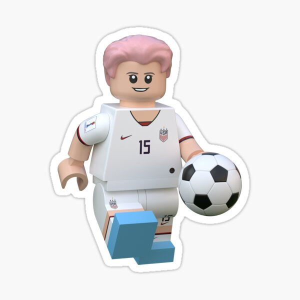 Megan Rapinoe #15 Sticker