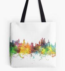Cambridge Skyline Tote Bag
