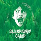 Sleepaway Camp Forest by DCdesign
