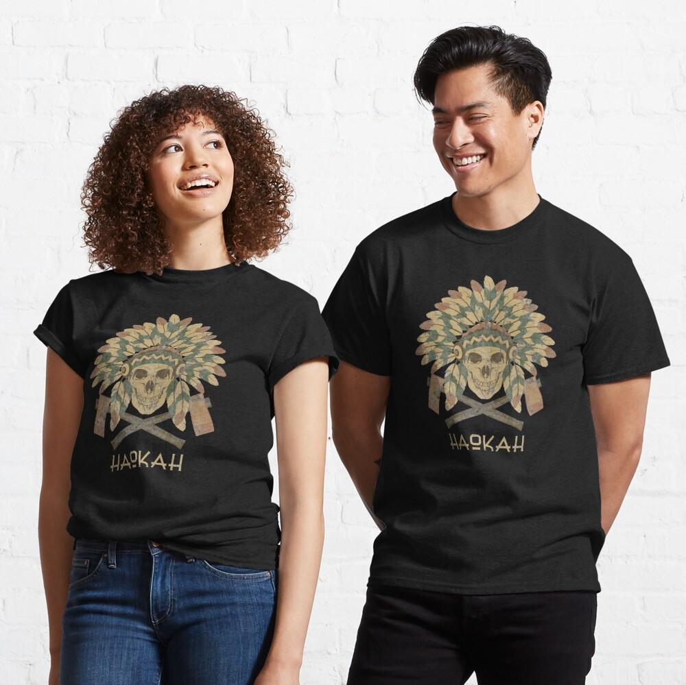 Haokah Empath Native American Sacred Clown Classic T-Shirt