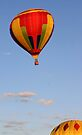 Up, Up, and Away! - Gatineau Balloon Festival by Debbie Pinard