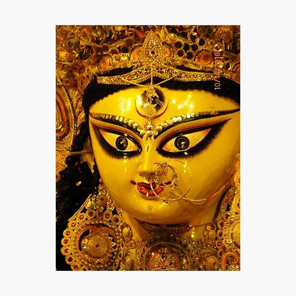 Durga Puja, 2010, Maddox Square, Kolkata, India Photographic Print