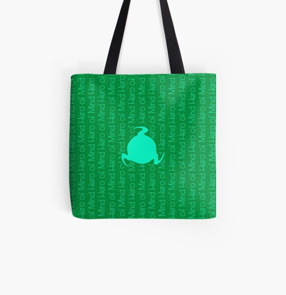 Hero Of Mind All Over Print Tote Bag