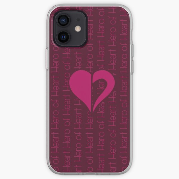 Hero Of Heart iPhone Soft Case