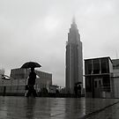 Shinjuku; City of mist by Oliver Parish