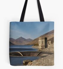 Silent Valley, Co Down Tote Bag