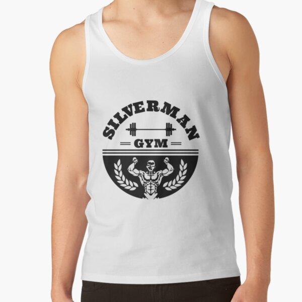 Silverman gym Tank Top