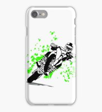 Supermoto Racing iPhone Case/Skin