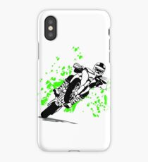 Supermoto Racing iPhone Case/Skin