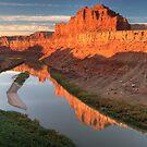 Colorado Gooseneck Sunrise by Clayhaus