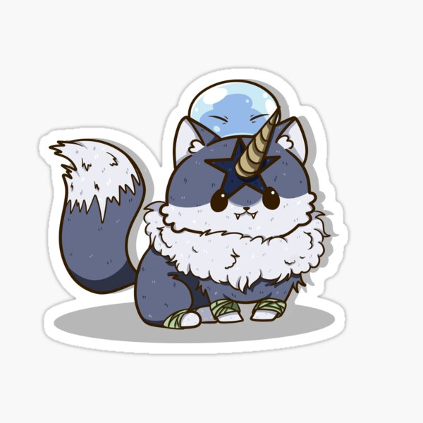 Rengar and Rimuru Sticker