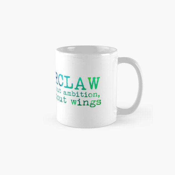 Slytherclaw Quote Classic Mug
