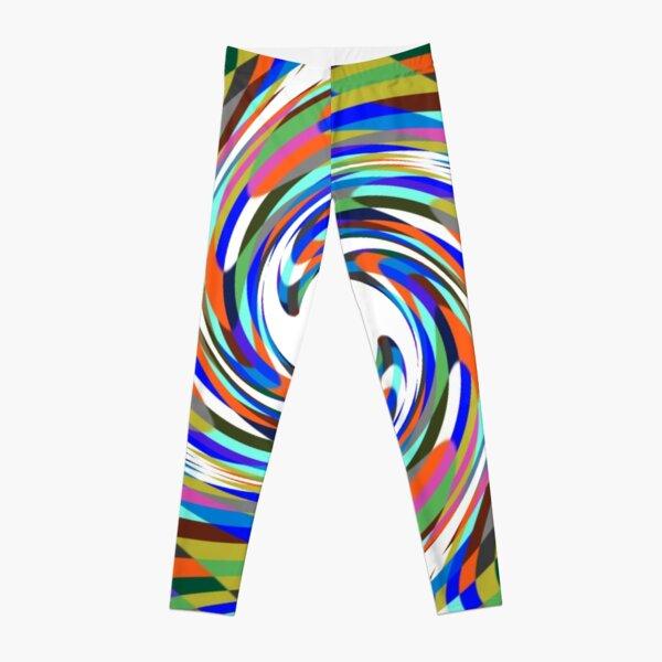 Psychedelic art, Art movement Leggings