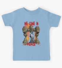 In Peace We Conquer  Kids Clothes