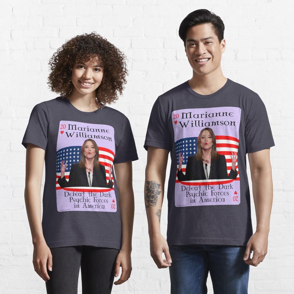 Marianne Williamson Card Essential T-Shirt