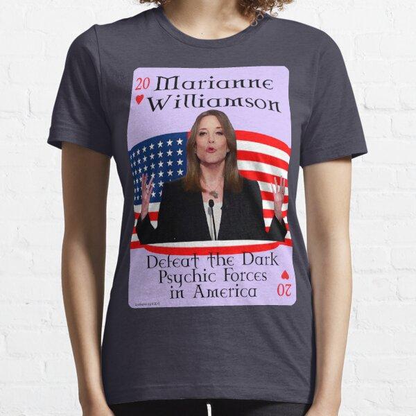 Marianne Williamson Karte Essential T-Shirt