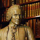 Chatsworth Statue by Celia Strainge