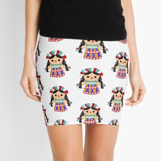 Maria 6 (Mexican Doll) Mini Skirt